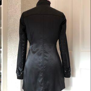 ELIE TAHARI Black car coat